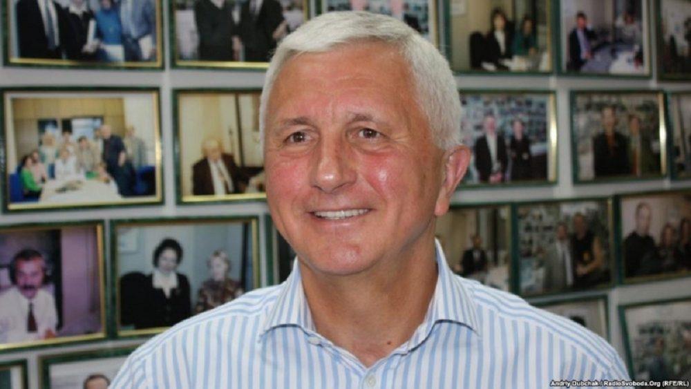Помер відомий український політик Анатолій Матвієнко