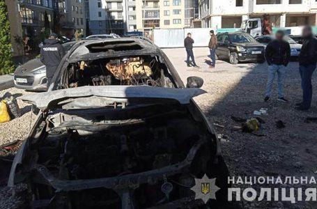 У Тернополі судитимуть двох братів, які на Східному масиві підпалили автомобіль Nissan