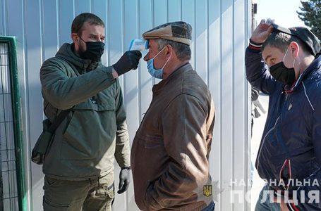 У Тернополі запрацювали два продуктові ринки – при вході міряють температуру (ВІДЕО)