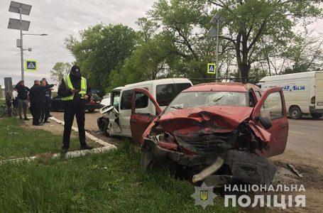 """На Тернопільщині у результаті аварії загинув 21-річний водій автомобіля """"Пежо"""" (ФОТО)"""