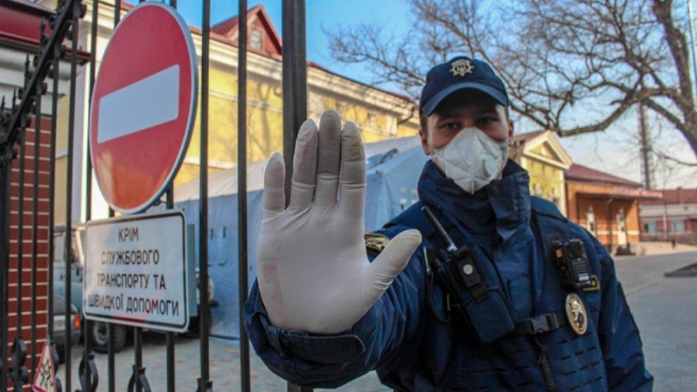Богослужіння на вулиці: з 8 квітня у Тернополі посилюють карантинні обмеження