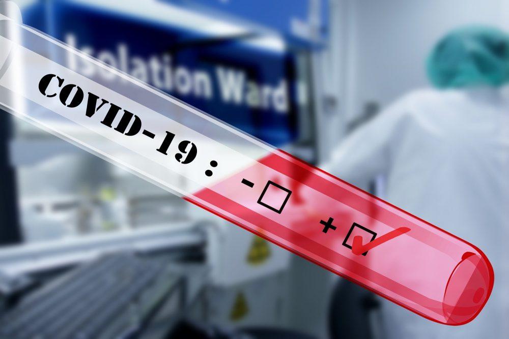 На Тернопільщині за добу 27 нових випадків зараження коронавірусом, одна людина померла