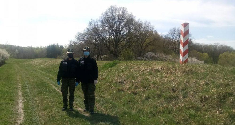 Затримали 33 українців, які намагалися нелегально перетнути польсько-чеський кордон