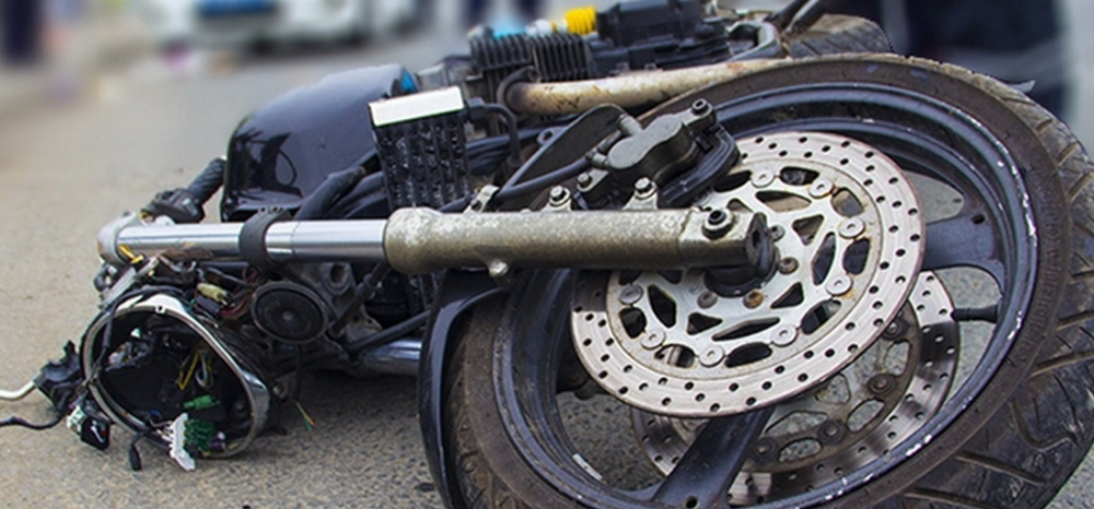 ДТП, мотоцикл