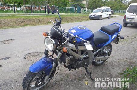 На Тернопільщині у результаті аварії загинув 27-річний мотоцикліст