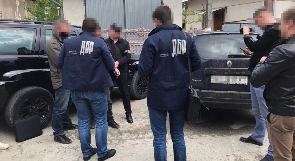 На Тернопільщині затримали свіженького хабарника