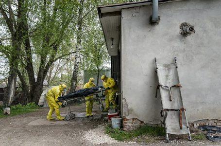 У Тернополі проводять розтин померлих на свіжому повітрі, бо в морзі немає нормальної вентиляції (ФОТО)