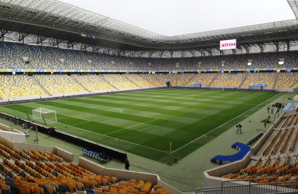 Фінал Кубка України з футболу перенесли з Тернополя у Львів