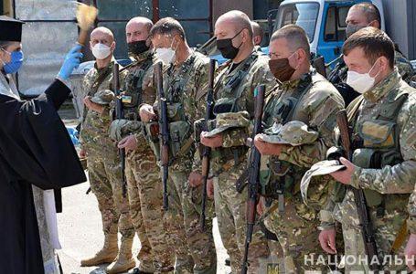 Загін тернопільських поліцейських вирушив у двомісячне відрядження на Луганщину