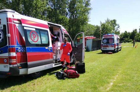 У Польщі стався вибух на цегельному заводі. Багато поранених