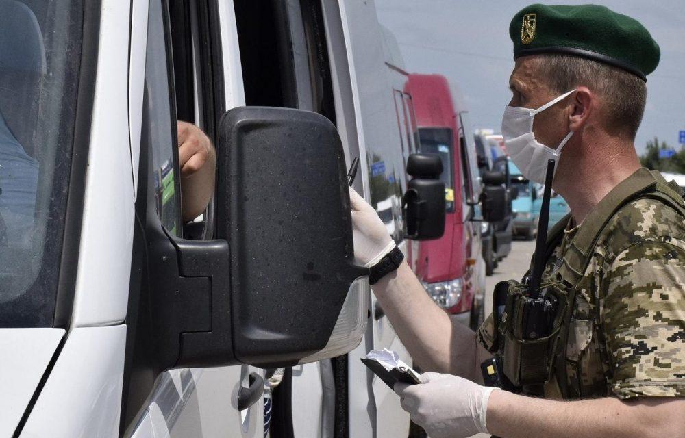 """У пункті пропуску """"Шегині"""" відновили рух автотранспорту"""