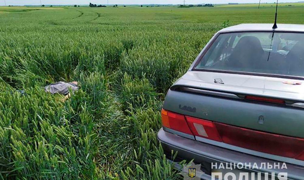 Смертельна аварія: у Збаразькому районі перекинувся автомобіль таксі