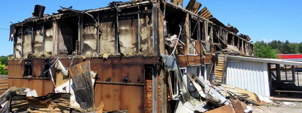 У Польщі спалили хостел, в якому проживали українці. Підозрюваного затримали