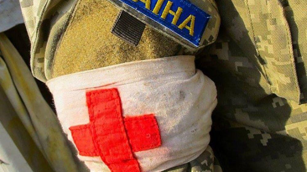 Терористи вбили військового медика під час евакуації тіла іншого загиблого