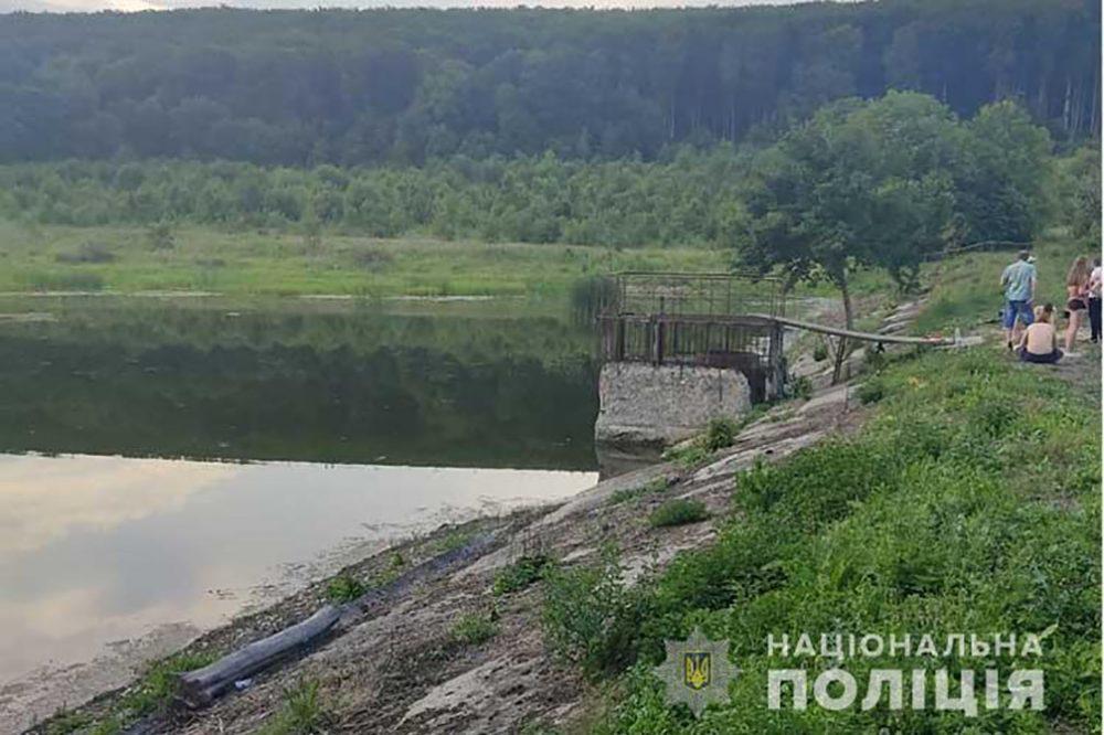 У Бережанському районі втопилися двоє дітей