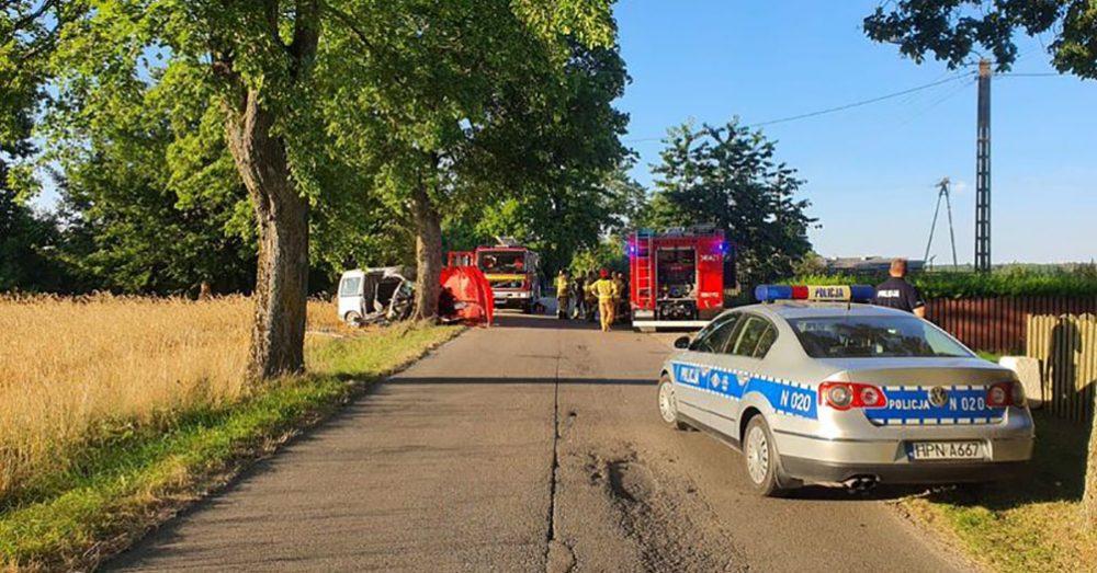У Польщі у результаті ДТП загинули громадянин України та його 13-річна донька