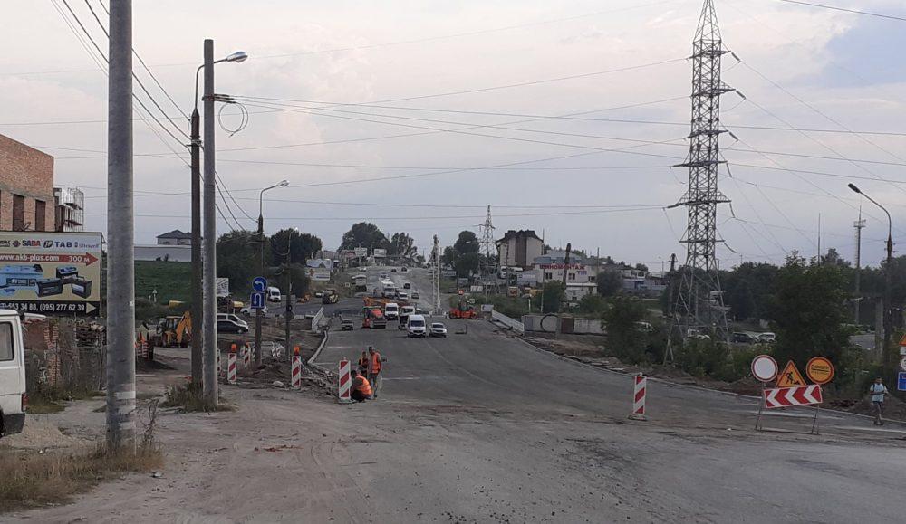 До уваги водіїв – у Тернополі уже відкрили Гаївський міст (ВІДЕО)