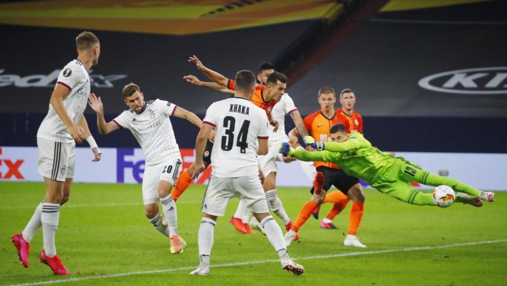 4:1 – Шахтар розгромив Базель і вийшов у півфінал Ліги Європи (ВІДЕО)