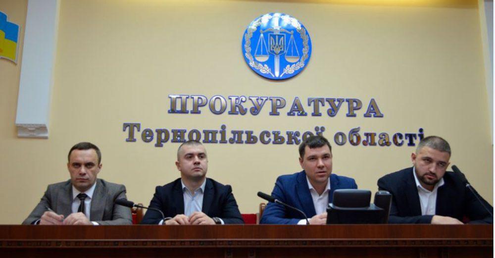 Прокуратура застосовує методи Януковича проти міського голови Тернополя Сергія Надала