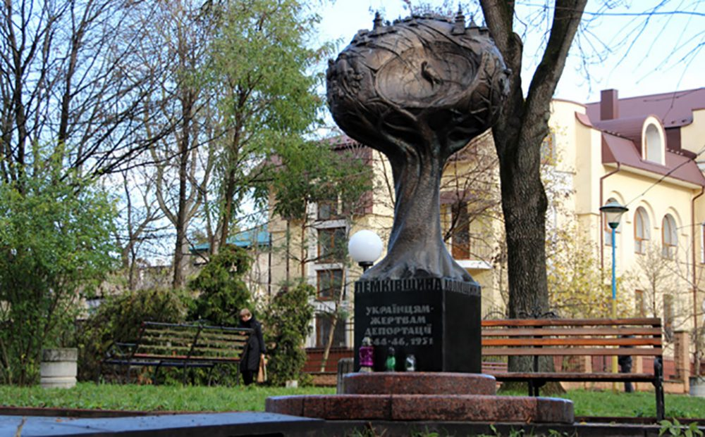 Пам'ятники Тернополя: від плачу до сміху. Частина 1 (фото)