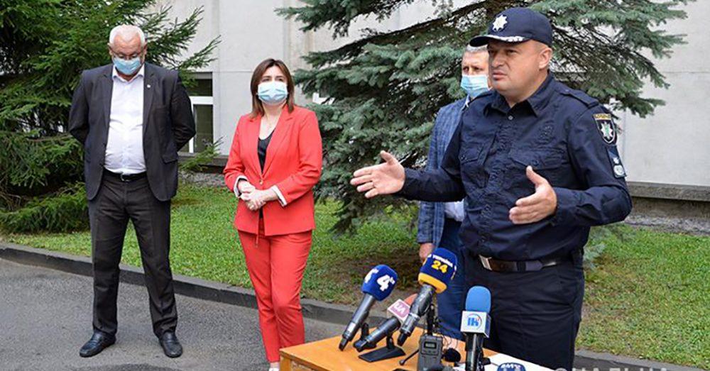 У Тернополі за порушення карантину склали протоколи на 31-го директора школи (ВІДЕО)