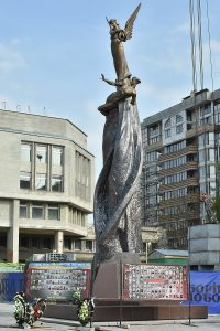 пам'ятник Небесній сотні, Тернопіль
