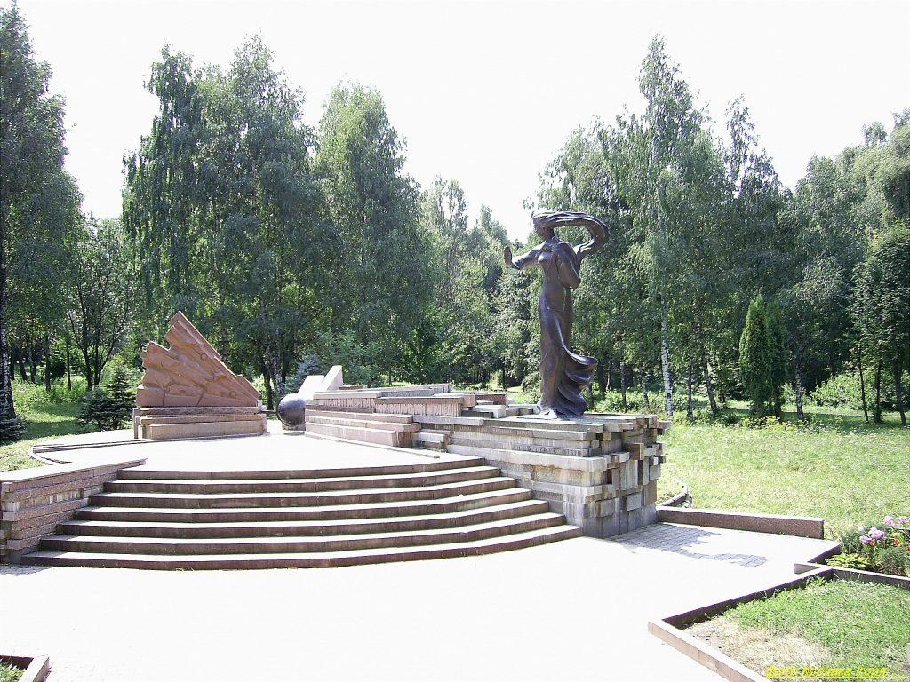 пам'ятник жертвам Чорнобильської катастрофи, Тернопіль