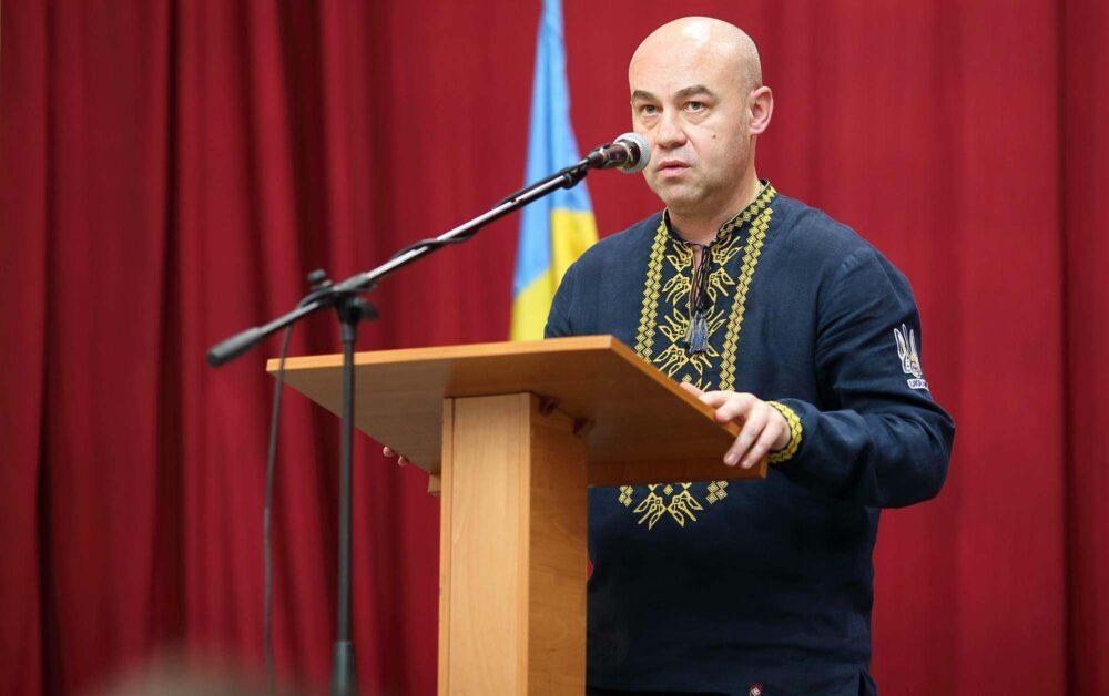 Сергій Надал: «Кожна країна шанує своїх героїв, без цього нація не має майбутнього»