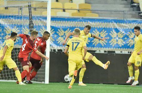 Збірна України перемогла Швейцарію у стартовому поєдинку Ліги Націй (ВІДЕО)