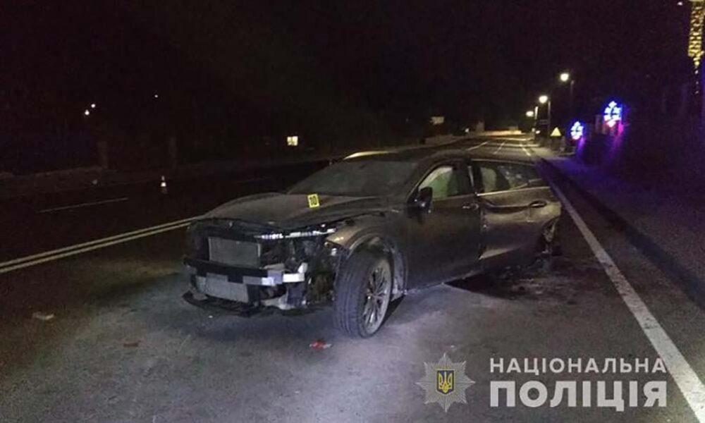 """В аварії поблизу Тернополя загинув водій автомобіля """"Інфініті"""" (ФОТО)"""