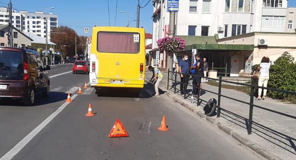 Смертельне ДТП на проспекті Бандери: водій маршрутки отримав покарання