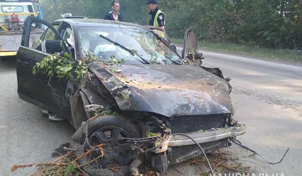 У Чортківському районі смертельна аварія – поблизу Ягільниці загинула жінка-пішохід
