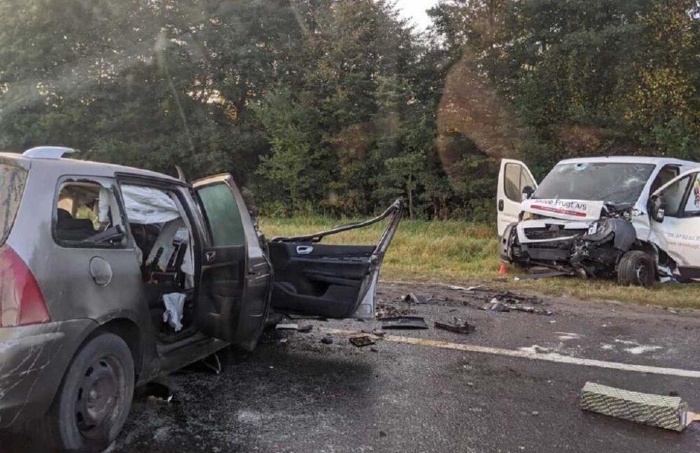 В аварії на трасі Львів-Шегині загинув 41-річний житель Тернопільщини (ФОТО)