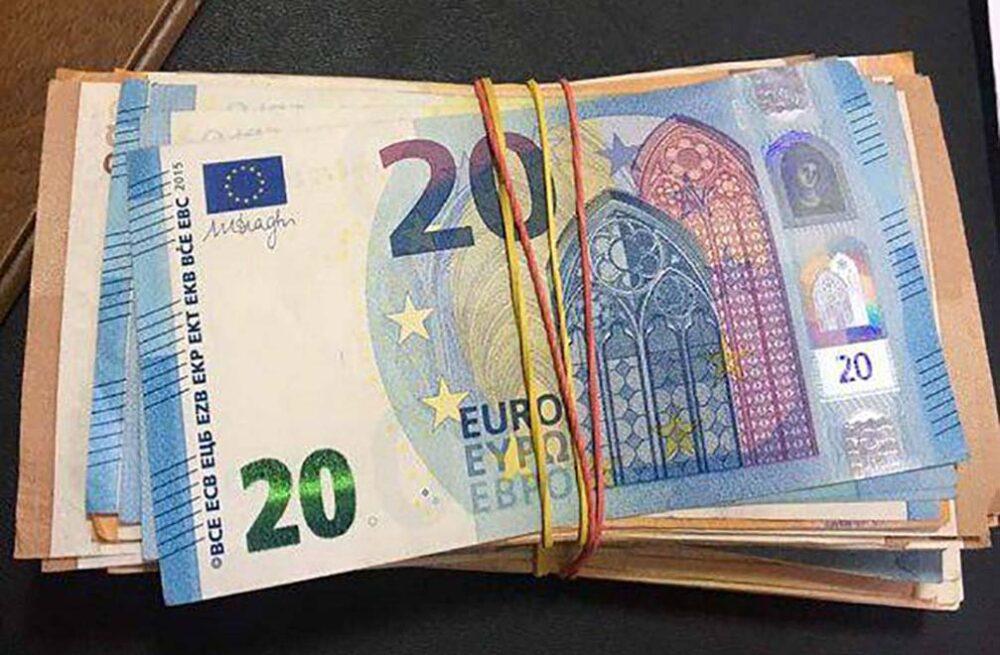 Українські прикордонники знайшли у кущах 9000 євро і віддали їх державі