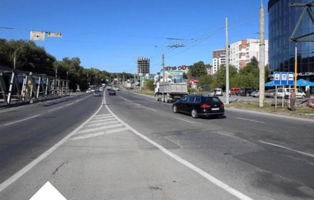 На вихідні у Тернополі обмежать рух транспорту біля Збаразького кільця