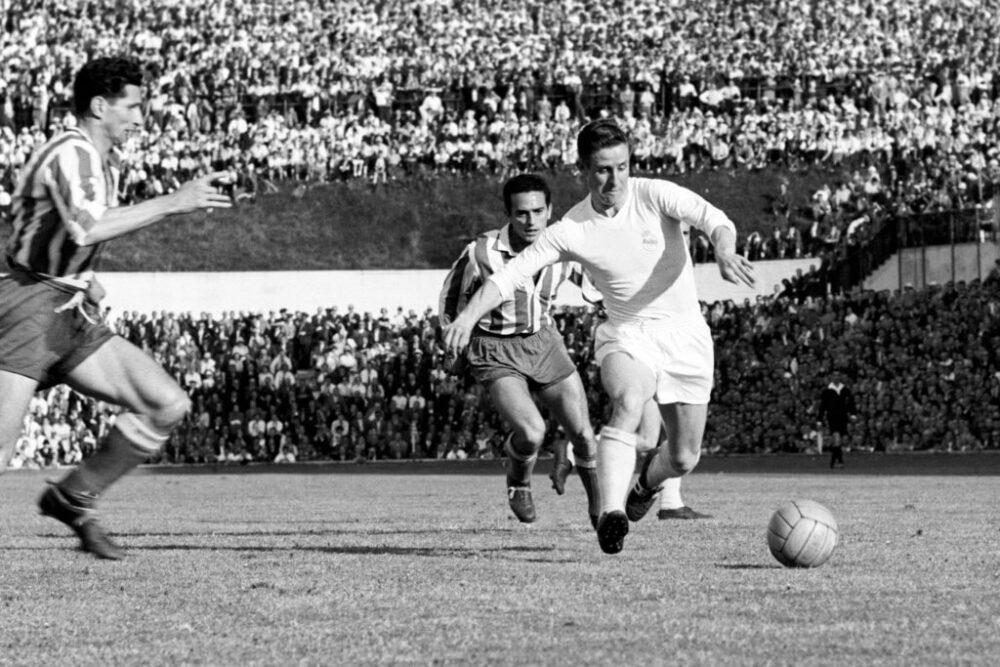 Легенди футболу: володар «Золотого м'яча»'1959 Раймон Копа