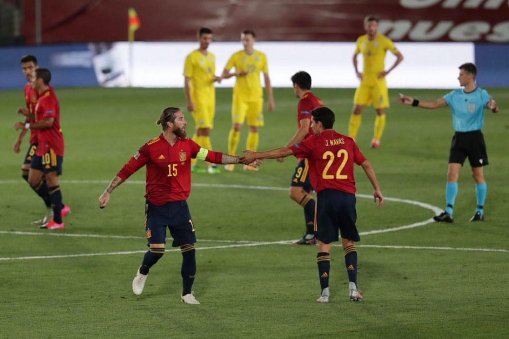 4:0 – збірна України зазнала розгромної поразки від Іспанії (ВІДЕО)