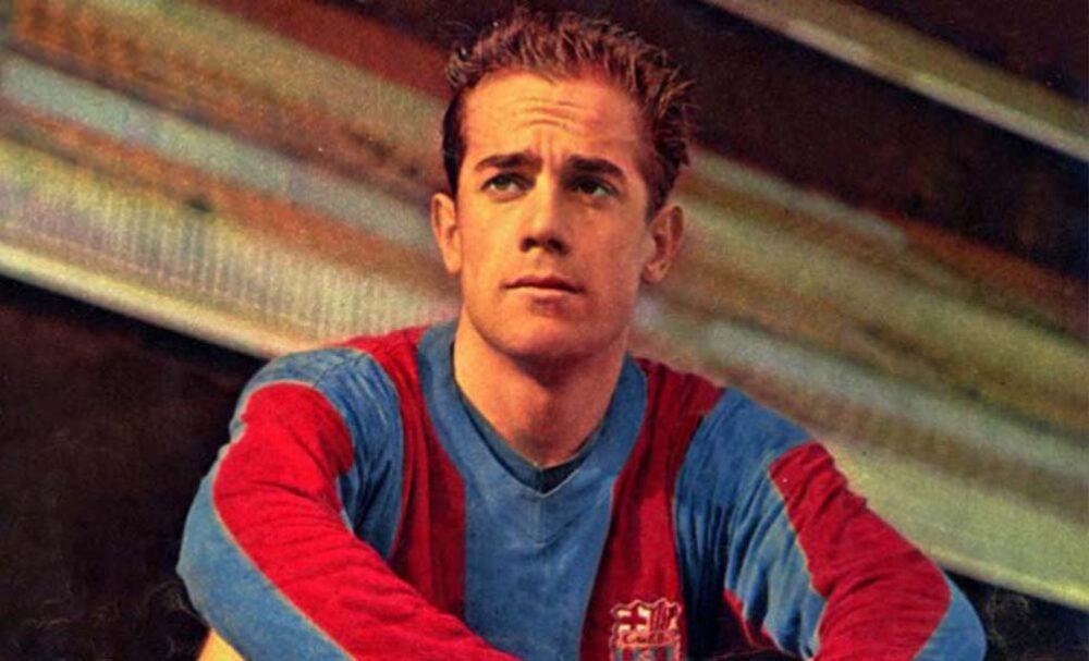Легенди футболу: володар «Золотого м'яча»'1960 Луїс Суарес