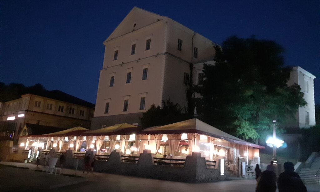 Тернопіль, Старий замок