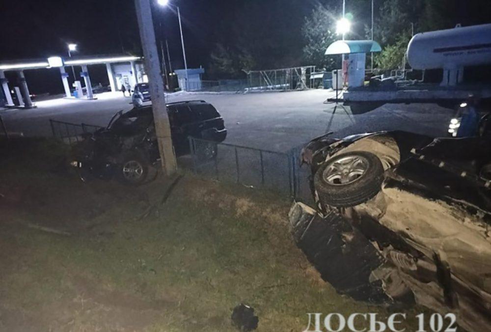 Суд призначив покарання для водія джипа, який скоїв ДТП у Варваринцях