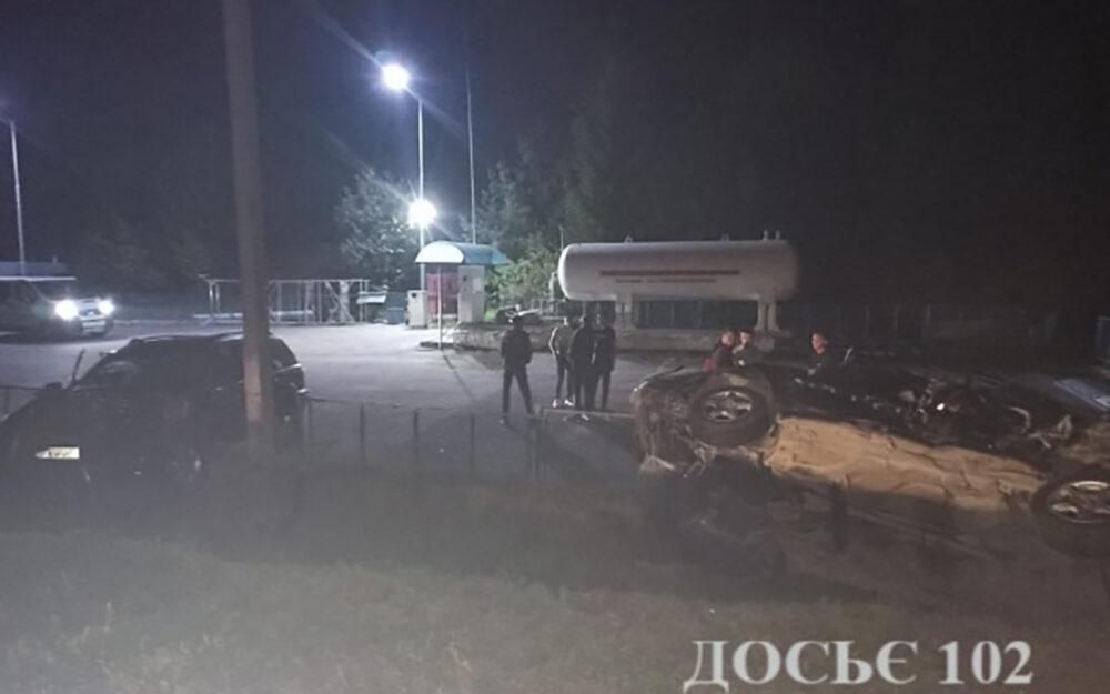 ДТП у Варваринцях: поліція встановила особу водія, який скоїв аварію і втік