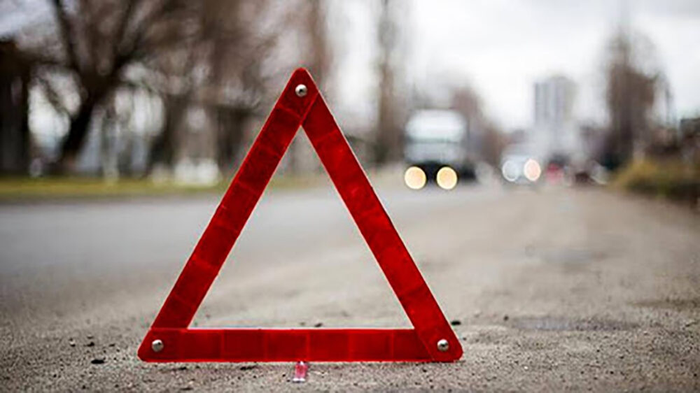 На Теребовлянщині у результаті аварії 17-річна дівчина отримала важкі травми
