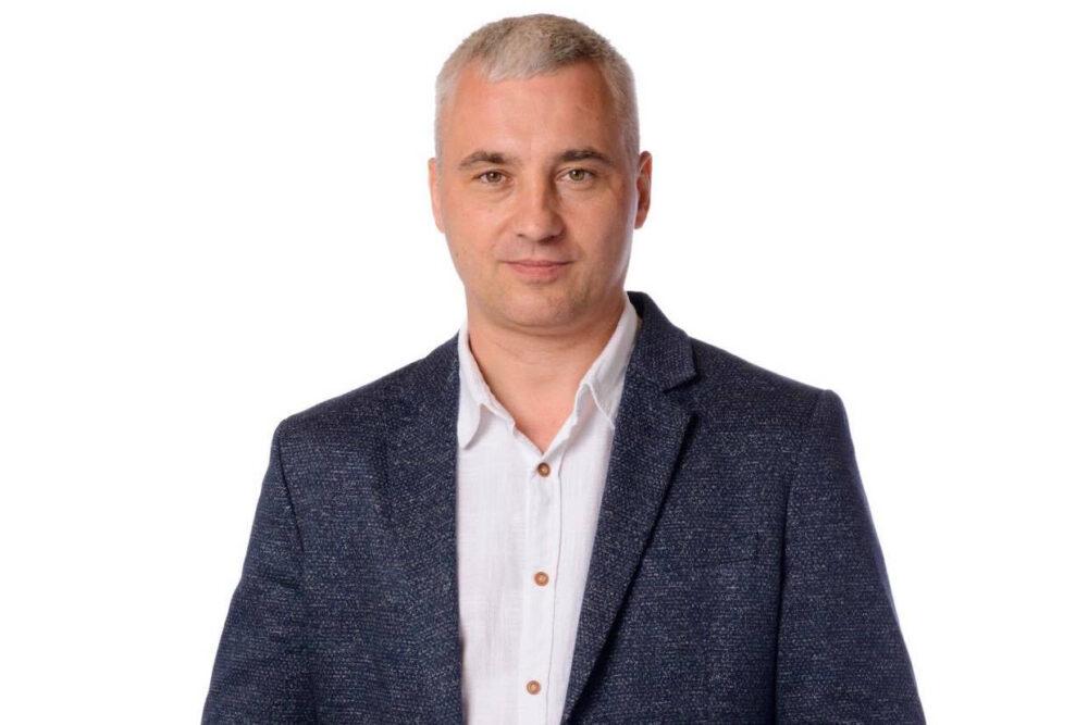У Тернополі заступник міського голови Леонід Бицюра написав заяву про звільнення