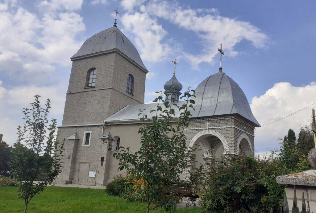 Надставна церква