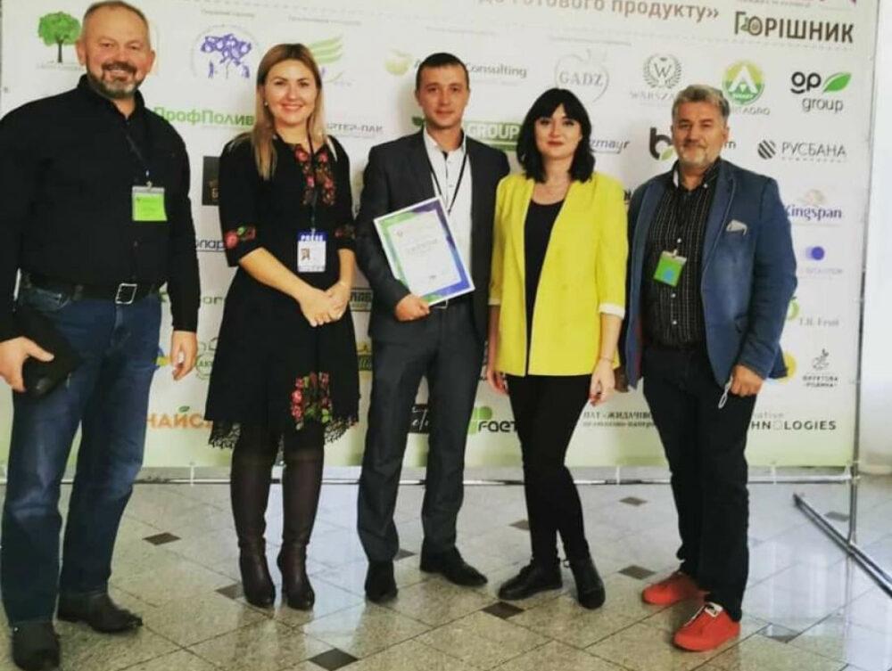 Директор із садівництва ФГ «ГАДЗ» – кращий агроном-садівник України 2020 року