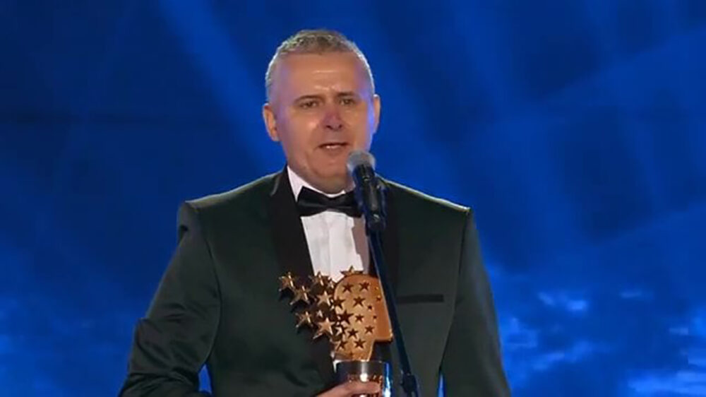 В Україні обрали найкращого вчителя року – ним став викладач історії з Тернопільщини