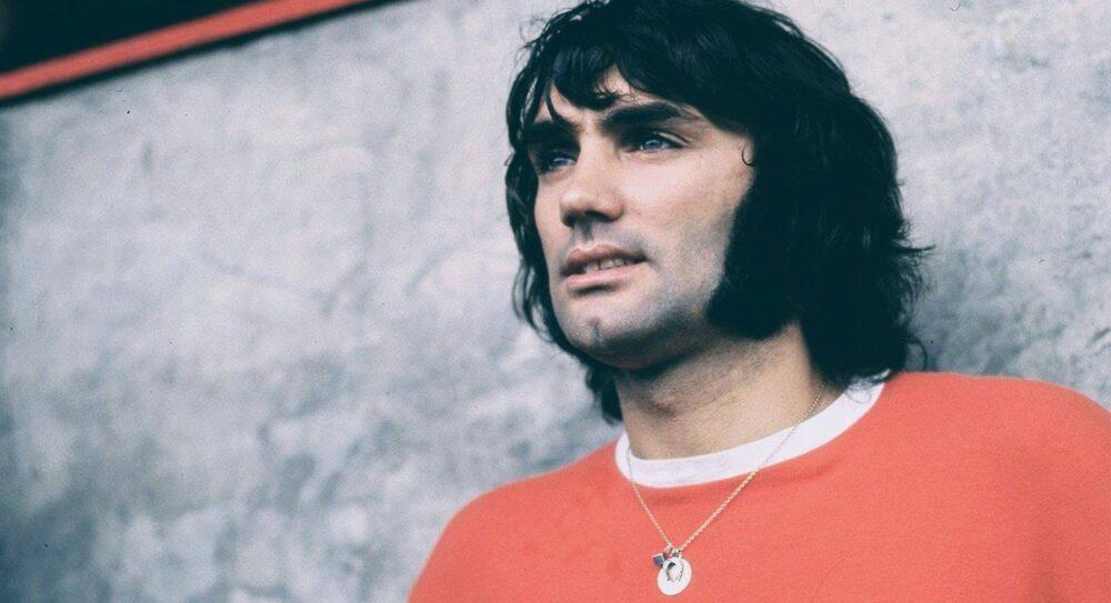 Легенди футболу: володар «Золотого м'яча» 1968 року Джордж Бест