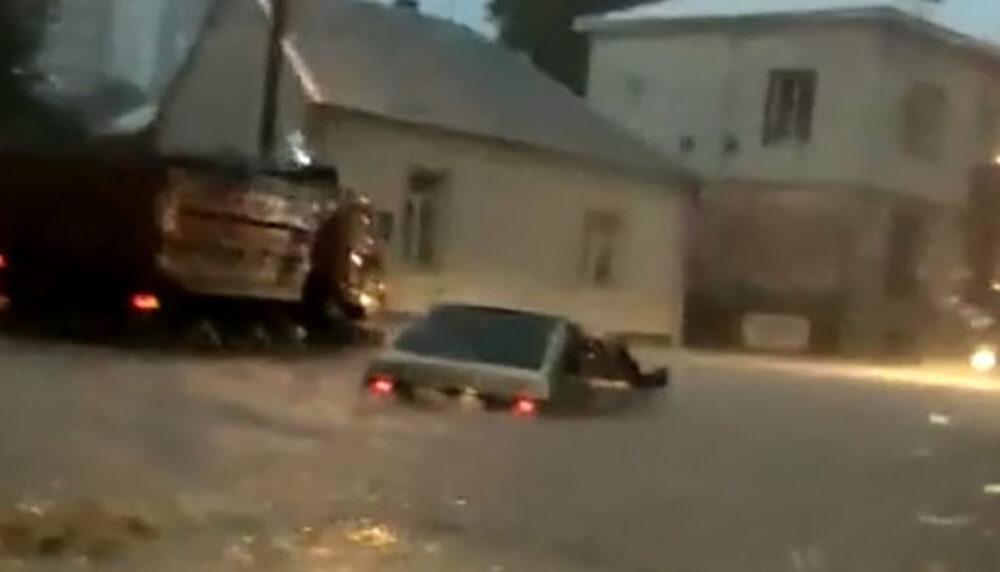 Така сильна злива у Тернополі була в 1937 році, за два роки до війни