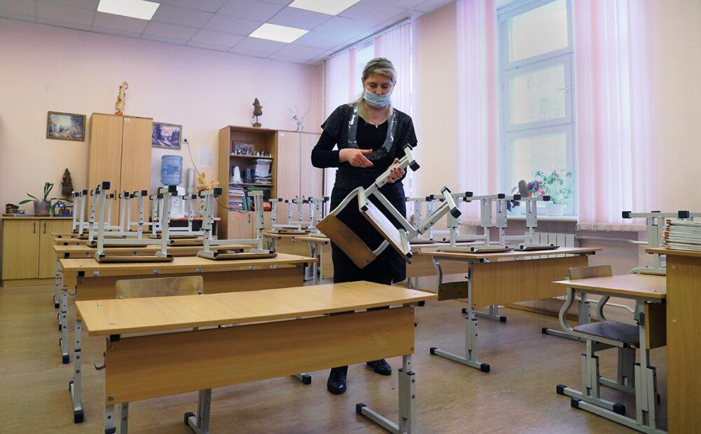 Із 22 березня у школах Тернополя будуть дострокові тижневі канікули