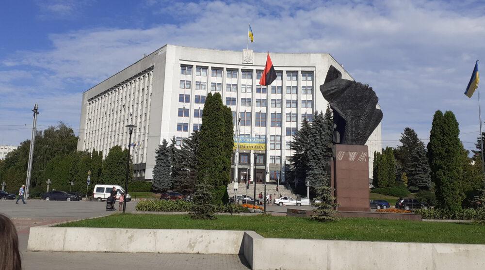 Головко, Болєщук і Сопель – у Тернополі обрали керівництво облради
